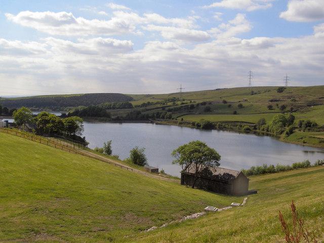 Kitcliffe Reservoir