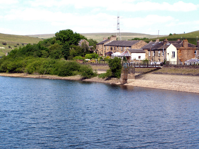 Ogden Reservoir and Higher Ogden