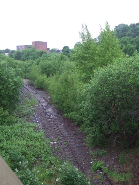 Site of Dudley Station