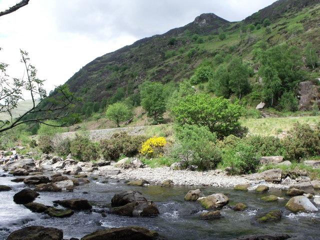 Aberglaslyn Pass, Gwynedd