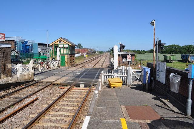 Lakenheath Railway Station