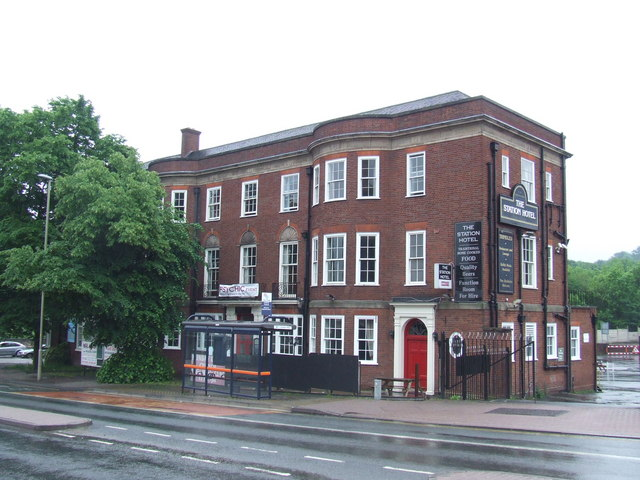 Station Hotel, Dudley