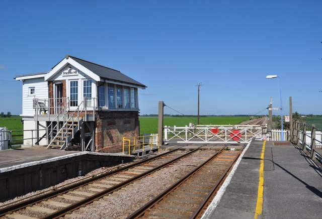 Shippea Hill Railway Station, Cambridgeshire