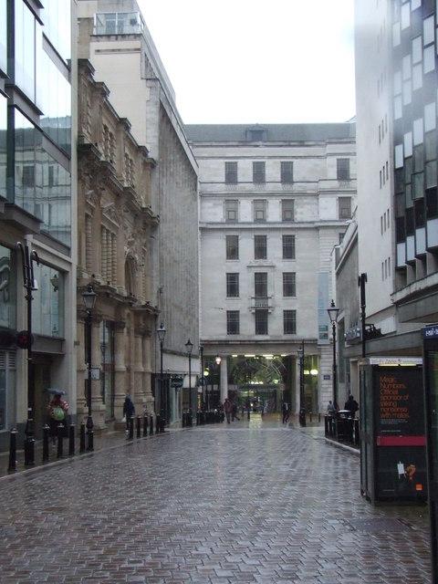 Temple Row, Birmingham