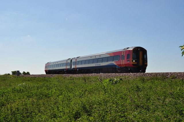 East Midlands 158 847