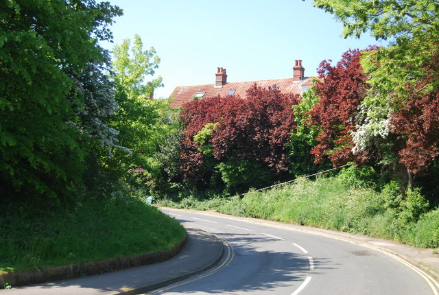 Station Rd, Robin Hood's Bay