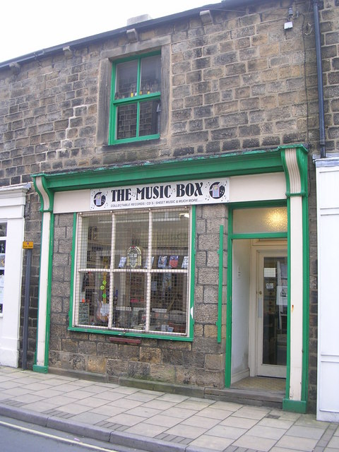 The Music Box - New Market
