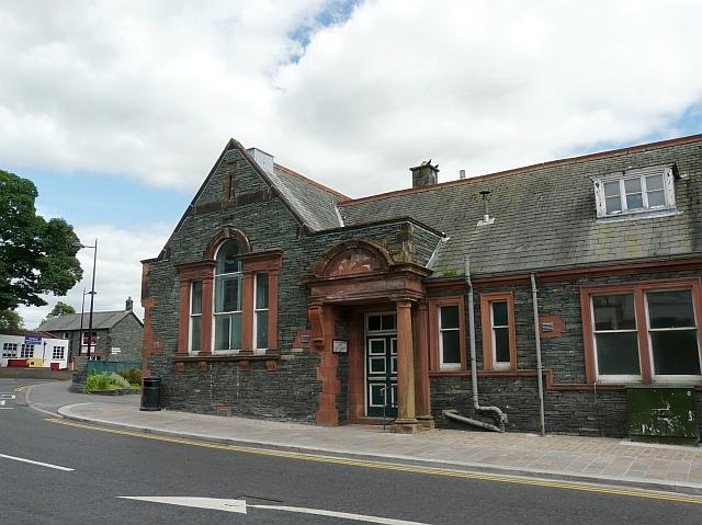 Keswick Magistrates Court