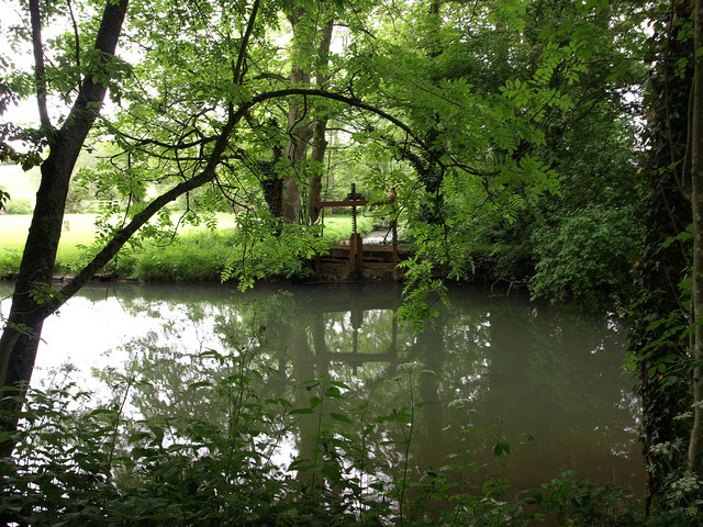 Mill Stream, Burford