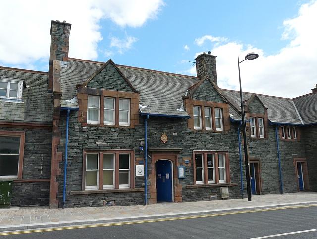 Keswick Police Station