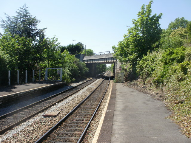 Barry Road railway bridge, Dinas Powys