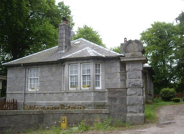 Lodge, Blairs College