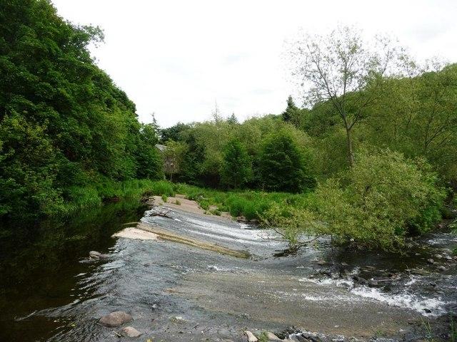 Bell's Mills Weir