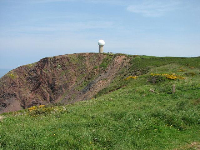 Barley Bay Radar Tower