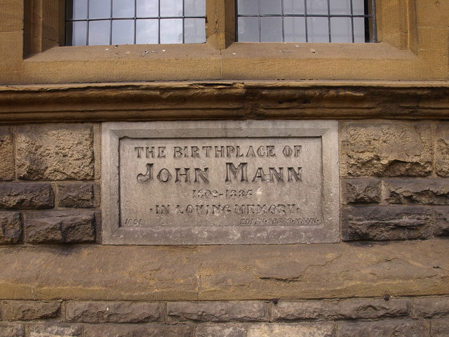 Mann Institute, Moreton-In-Marsh