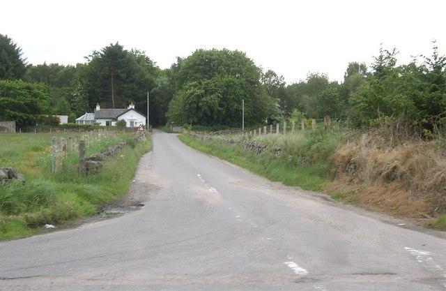 Heathburn Cottage near Ardoe