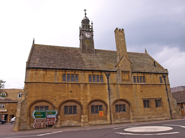 Redesdale Hall, Moreton-In-marsh