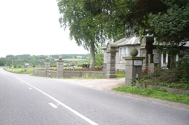 Entry to Blairs College