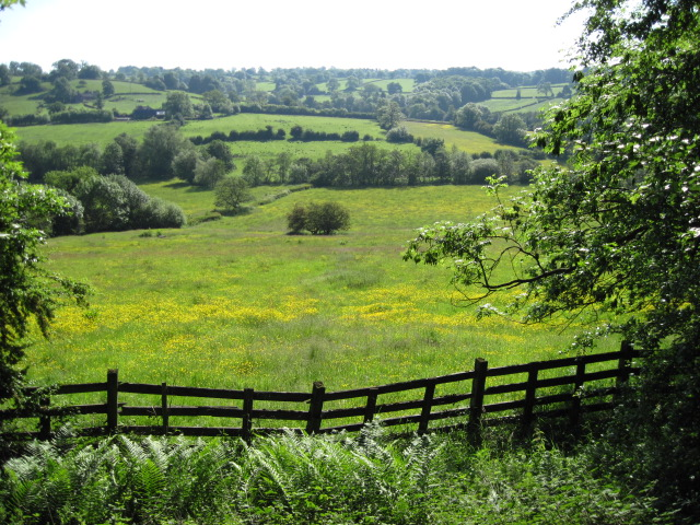 Across the valley near Redhouse Farm