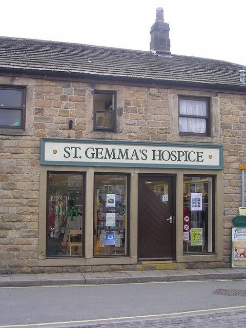 St Gemma's Hospice - New Market