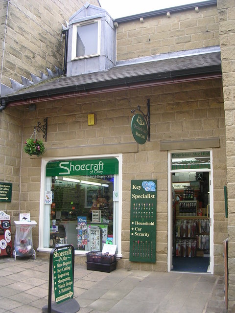 Shoecraft of Otley - Orchard Gate