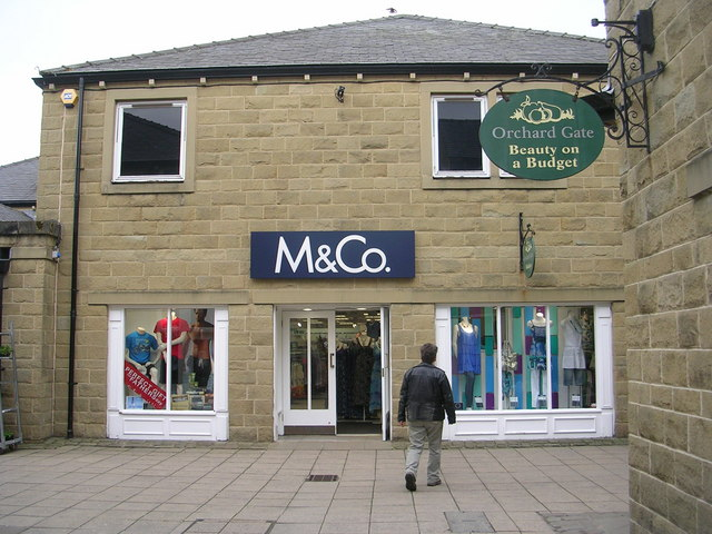 M & Co - Orchard Gate
