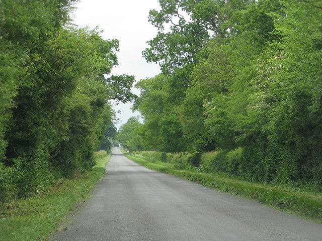 Road to Horton-cum-Studley