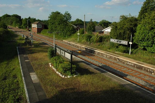 Henley-in-Arden Station