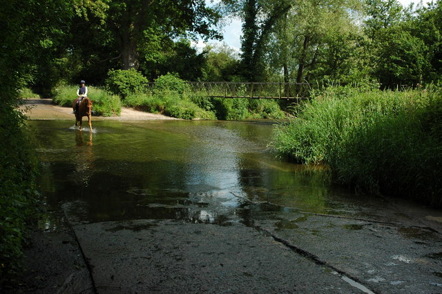 Ford at Coughton
