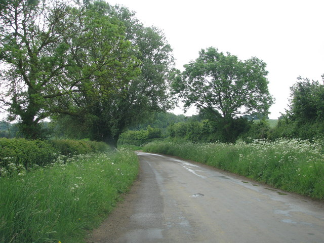 Sandy Lane near Tiddington