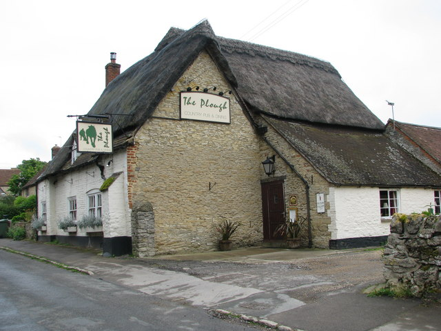 The Plough in Great Haseley