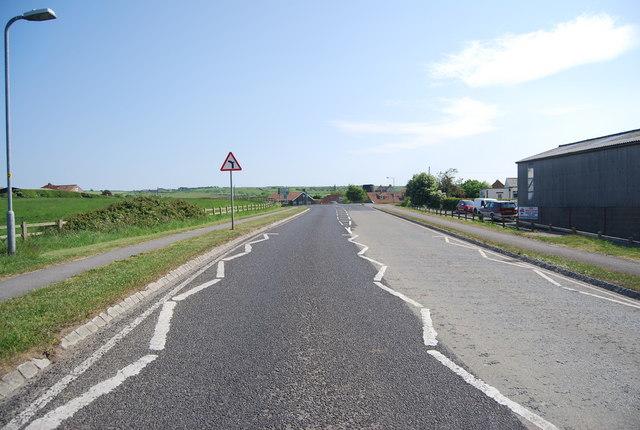 A171, Hawsker
