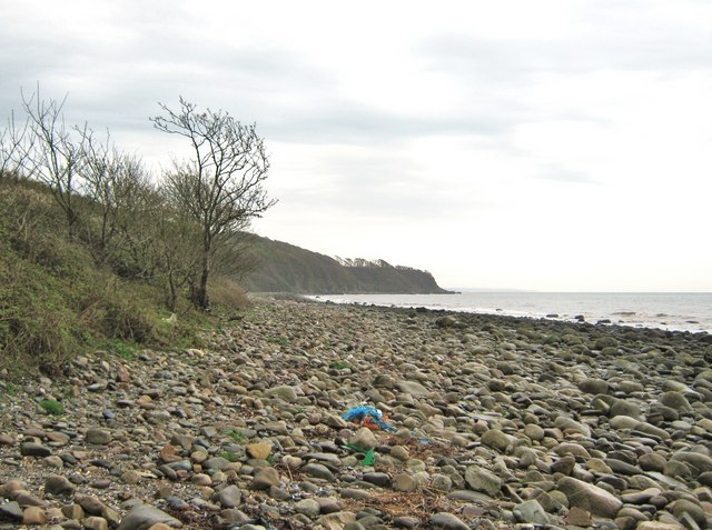 Foreshore above Kirkdale Sands