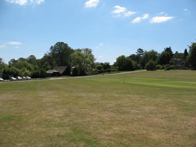 Tilford village green