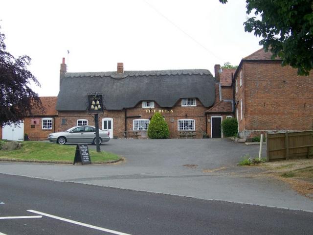 Five Bells, Wickham