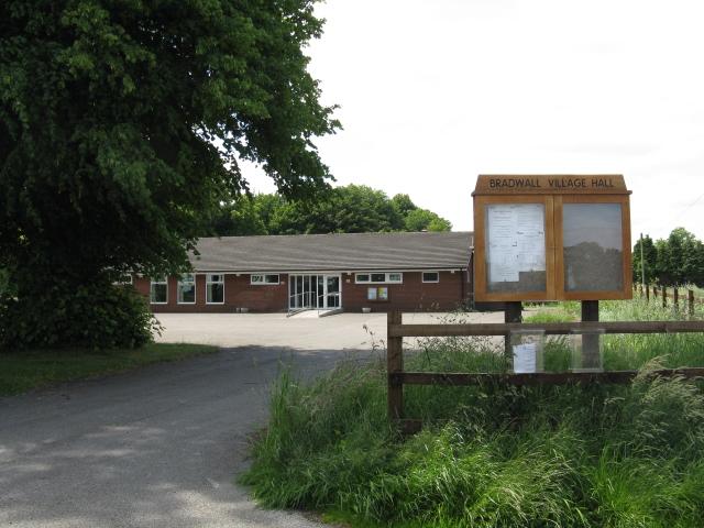 Bradwall Village Hall