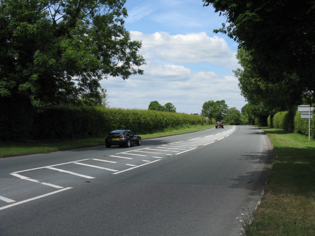 A50 at Brereton Green