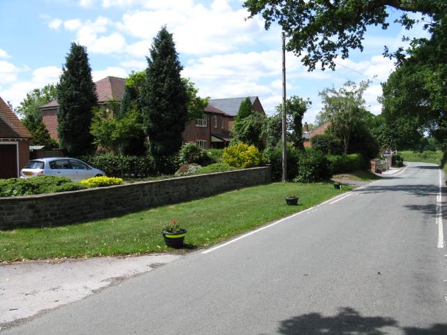 School Lane, Brereton Green