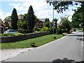 SJ7864 : School Lane, Brereton Green by Peter Whatley