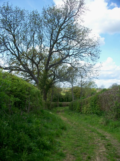 Bridleway to Pebbly Hill [2]