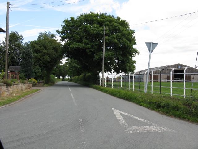 Bagshaw Lane