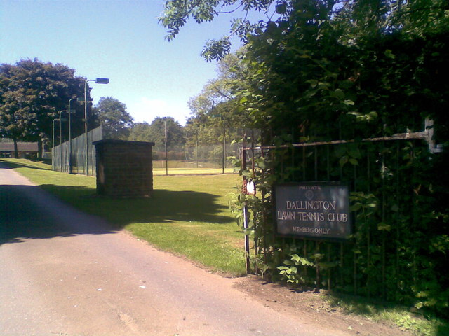 Dallington Lawn Tennis Club