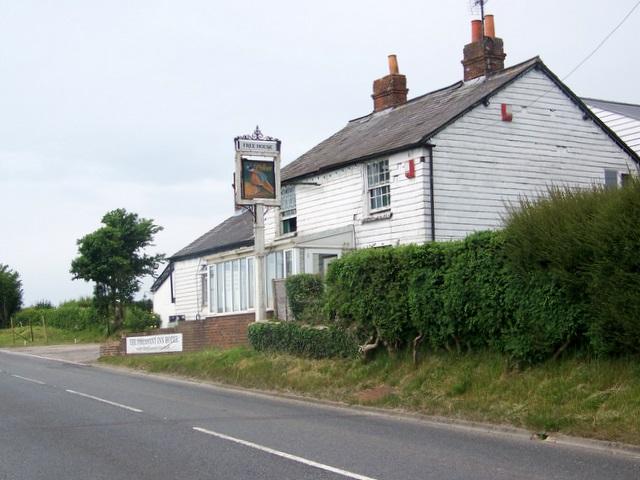 The Pheasant Inn, Hungerford Newtown