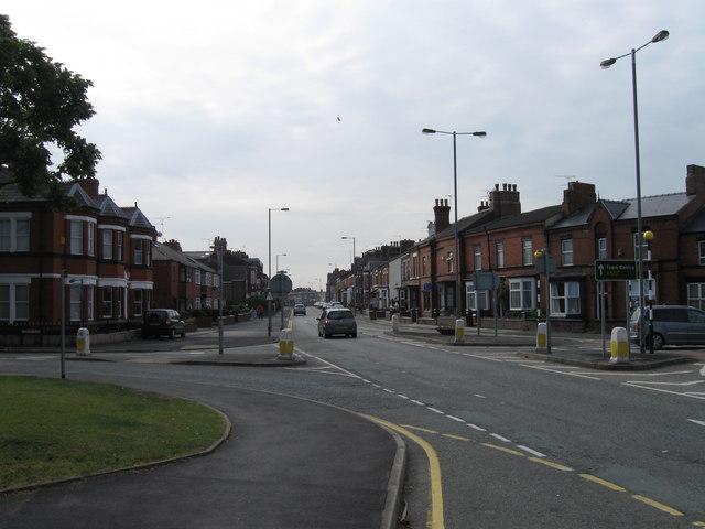 Greenfield Road, Dentons Green