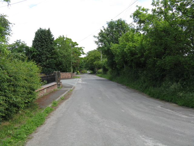 Pitcher Lane, Brookhouse Green