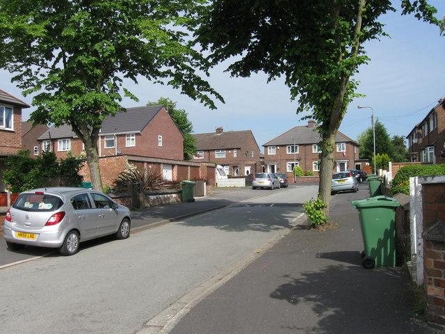 Porter Avenue, Newton-le-Willows