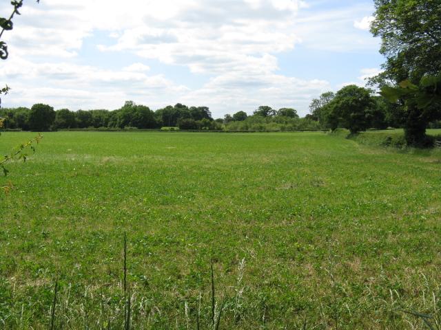 Fields adjoining Brookhouse Lane