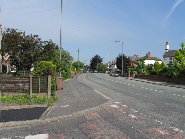 Ashton Road, Newton-le-Willows