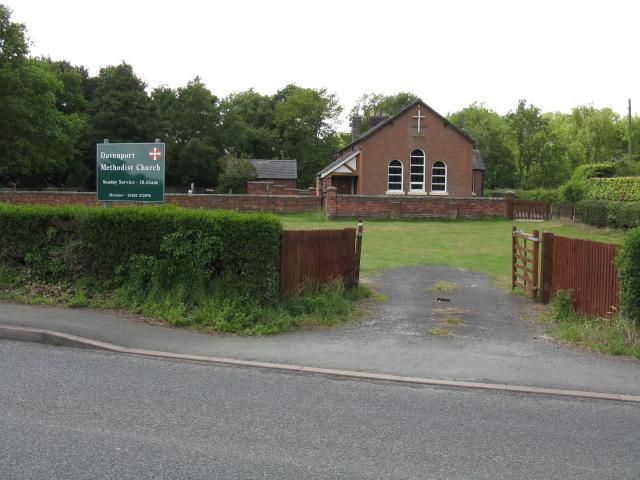 Davenport Methodist Church