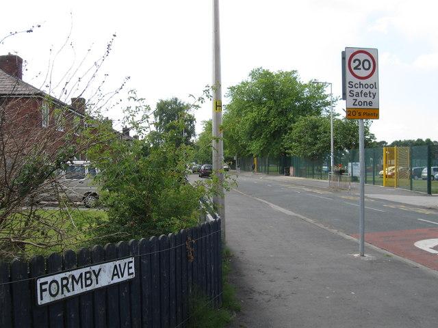Formby Avenue, Atherton